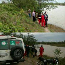 فوت دو دانشجوی دانشگاه مهرآستان بر اثر واژگونی خودرو به داخل رودخانه