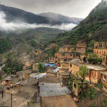 خودباوری در قلمرو تاریخی ماسوله