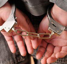 دستگیری سارقان ساختمان های نیمه کاره و قطعات خودرو در رشت