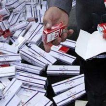 کشف و ضبط بیش از 333 هزار نخ سیگار قاچاق در گیلان