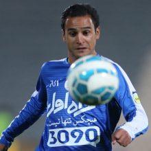 آقای گل استقلال از دنیای فوتبال خداحافظی کرد