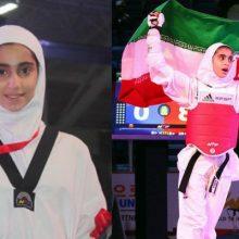 رکورد مبینا نژاد در مسابقات جهانی در کتاب گینس ثبت شد