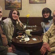 همسر بهروز افخمی: عکس همسر فراستی دروغ سیزده بود!