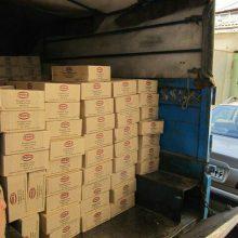 رئیس پلیس مبارزه با قاچاق کالا و ارز گفت : 915 هزار و 318 قلم داروی خارجی قاچاق در بازرسی از یک کامیون در رشت در پاسگاه پلیس راه رشت - قزوین کشف و ضبط شد.