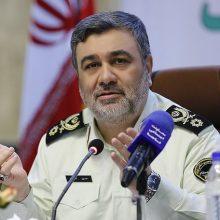 آمادگی کامل پلیس برای تأمین امنیت انتخابات با 300 هزار نیرو