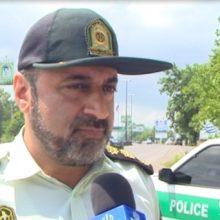 پلیس برای ارتقای امنیت و نترل ترافیک در جاده استان در تابستان فعال هستند.این نیروهادرقالب هزارگشت پلیس به منظور امنیت مسافران در تابستان فعالیت خواهند کرد
