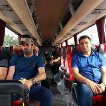 اعزام تیم سپیدرود به کردان کرج اظهار داشت: اعضای کادرفنی و بازیکنان سپیدرود صبح امروز رشت را به مقصد کرج ترک کردند تا اردوی خود را در کردان برگزار کنند.