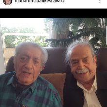 همزمان با سالروز تولد عزتالله انتظامی، بازیگر سینما، محمدعلی کشاورز در دلنوشتهای در صفحه اینستاگرامش زادروز دوست قدیمیاش را تبریک گفت.
