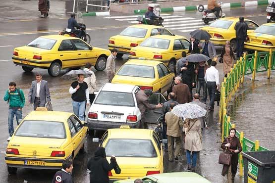 افزایش نرخ تاکسی نهایتاً ۱۰ درصد