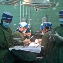 انجام اولین پیوند موفقیت آمیز کبد در شمال کشور در بیمارستان رازی:در راستای برنامه راهبردی دانشگاه علوم پزشکی گیلان و حرکت در مرزهای دانش انجام شده است