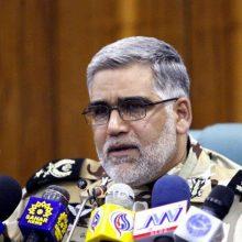 جانشین فرمانده ارتش ایران از آمادگی نیروهای مسلح برای برخورد با هرگونه اقدام دشمنان نظام خبرداد و گفت:تا کنون بیش از ۶۰ تیم تروریستی وارد کشور شدند