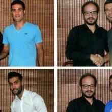 4 بازیکن داماش گیلان قرار داد خود را با این تیم تمدید کردند. هادی سهرابی، محمد همرنگ، آرمین منفرددوست و شروین بزرگ برای یک فصل دیگر