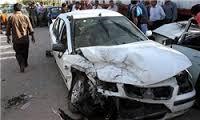 رییس پلیس راه گیلان امروز گفت : در برخورد پژو 405 با سمند در جاده فومن – سراوان سرنشینان پژو که 2 زن 35 و 60 ساله بودند در دم جان باختند.
