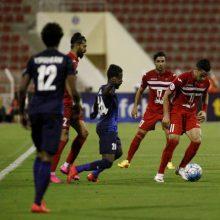 فدراسیون فوتبال عمان آمادگی میزبانی از دیدار رفت تیم های پرسپولیس و الاهلی عربستان از مرحله یک چهارم نهایی لیگ قهرمانان آسیا را دارد