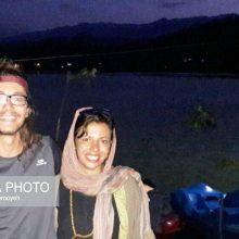 زوج جهانگردی را که قایق آنها در تورهای غیرمجاز ماهیگیری استیل عباس آباد گیر کرده بود، با کمک ورزشکاران رشته قایقرانی آستارا نجات یافتند.