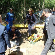 سیروس شفقی فرماندار رشت از اجرای پروژه ساماندهی فاضلاب روستاهای مجاور تالاب انزلی در شهرستان رشت به منظور احیای این تالاب خبر داد.