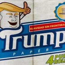 در واکنش به اظهارات و اقدامهای «دونالد ترامپ» رئیسجمهوری ایالات متحده آمریکا علیه مکزیک، اقدام به تولید دستمال توالت با تصویر رئیسجمهوری آمریکا کرده است