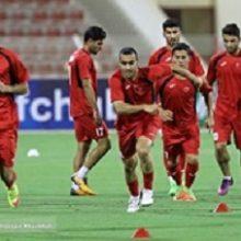 تیم فوتبال پرسپولیس با شش بازیکن تک اخطاره به مصاف حریف عربستانی ( دیدار پرسپولیس - الاهلی ) خود در مرحله یک چهارم نهایی لیگ قهرمانان آسیا خواهد رفت.
