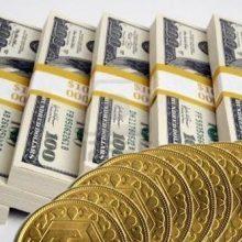سکه تمام طرح جدید با کاهش ۵۰۰۰ تومانی قیمت یک میلیون و ۲۱۴ هزار تومان فروخته میشود و دلار آمریکا با افزایش ۹ تومانی ۳۸۲۱ تومان عرضه میشود.