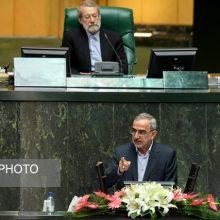 نمایندگان مجلس با 132 رای موافق به تصدی بیطرف بر وزارت نیرو رای ندادند و او از کابینه دوازدهم باز ماند.