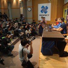 کارلوس کیروش سرمربی تیم ملی ایران گفت: بازی سخت و دشواری برابر کره جنوبی خواهیم داشت اما وظیفه داریم که حریف را شکست دهیم.