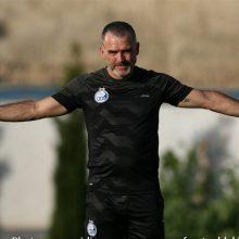 تمرین امروز تیم فوتبال استقلال در حضور جانشین منصوریان سرمربی مستعفی این تیم برگزار خواهد شد.