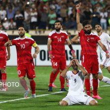 یم ملی فوتبال سوریه در انتخابی جام جهانی 2018 روسیه دست به کار بزرگی زد و توانست با تساوی سوریه در آزادی برابر ایران به دست آورد، عنوان سومی را در