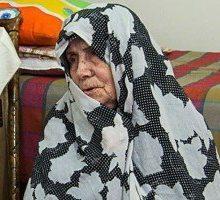 مادر شهید حسن جنگجو حدود ۱۸ روز پیش در بخش مراقبتهای ویژه در حالت اغما بستری بود که ساعاتی پیش دعوت حق را لبیک گفت.