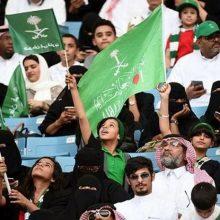 مسؤولان عربستانی تصمیم به لغو ممنوعیت ورود زنان به استادیومهای فوتبال گرفته و به این ترتیب زنان عربستان از ابتدای سال ۲۰۱۸ اجازه حضور در سه استادیوم فوتبال