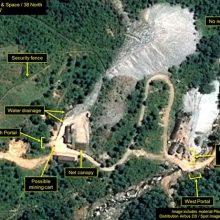 روزنامه دیلی استار در خبری فوری از کشته شدن ۲۰۰ تن در اثر ریزش تونل سایت اتمی کره شمالی خبر داد. رسانههای ژاپنی اعلام کردند که پس از ریزش تونل دست کم...
