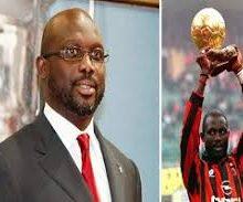 مردم لیبریا یک بازیکن فوتبال ستاره سابق میلان را به عنوان رئیسجمهور جدید خود انتخاب کردند.او در انتخابات روز گذشته این کشور که 2.1میلیون نفر در آن شرکت