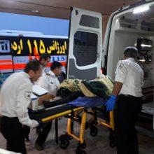 یک دستگاه اتوبوس حامل زائران ایرانی اربعین صبح امروز (شنبه) در نزدکی مرز مهران واژگون شد.تاکنون تعداد ۳۰ نفر از مصدومان توسط اورژانس به بیمارستان امام حسین