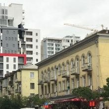 مقامهای گرجستان اعلام کردند: آتشسوزی در هتل ۲۲ طبقه باتومی گرجستان واقع در ساحل دریای سیاه دستکم ۱۲ کشته به جا گذاشته است. آتشسوزی هتلی در گرجستان
