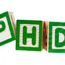 ثبت نام کنکور دکترا (Ph.D) نیمه متمرکز سال ۹۷ دانشگاهها و موسسات آموزش عالی دولتی و غیر دولتی از جمله دانشگاه آزاد از چهارشنبه اول آذر ۹۶ آغاز میشود.