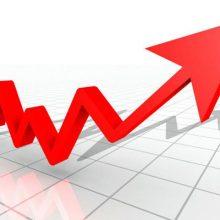 نرخ تورم در دوازده ماه منتهی به آذرماه ۱۳۹۶ نسبت به دوازده ماه منتهی به آذرماه ۱۳۹۵ معادل ۱۰ درصد است. تورم بازهم دو رقمی شد