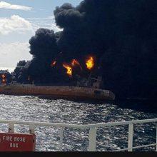 محمد راستاد رئیس هیات عامل سازان بنادر و دریانوردی در پاسخ به ابهامات در رابطه با تصادم نفتکش سانچی و کشتی فله بر چینی گفت: کشتی فله بر چینی که بار غلات داشت از قسمت جلو (دماغه) با