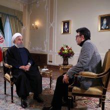 حجتالاسلام والمسلمین روحانی در گفتوگوی زنده تلویزیونی خود با مردم در دولت دوازدهم با تاکید بر اینکه امیدوارم در این گفتوگو سوالاتی مطرح شود که به ابهامات و پرسشهای مردم پاسخ داده شود