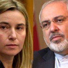 وزیر امورخارجه آلمان گفت که اتحادیه اروپا قرار است محمد جواد ظریف را برای گفتوگو درباره ناآرامیهای اخیر در ایران دعوت کند. دعوت موگرینی از ظریف