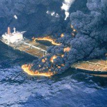 شرکت نفتکش با سازمان بنادر و دریانوردی مذاکره کرده تا اگر شرایط مساعد بود هلیبورد انجام شود و تیم عملیاتی از ایران با هلیکوپتر به منطقه اعزام شود. اعزام نیرو از نیروی دریایی ایران