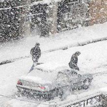 بارش برف که از دیروز در برخی از مناطق گیلان آغاز شده است همچنان ادامه دارد و ارتفاع برف در برخی مناطق گیلان به ۵۰ سانتی متر رسیده است.