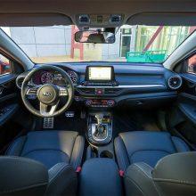 دیترویت مکان خوبی برای معرفی خودروهای آسیایی در بازار بزرگ خودروی آمریکا محسوب میشود، از این رو کیا از این فرصت استفاده کرده و سومین نسل از سراتوهای خود را به دنیای خودرو معرفی کرد. کیا سراتوی جدید