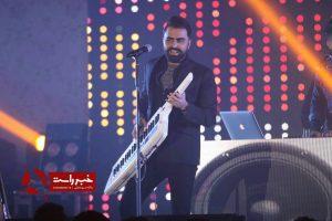 کنسرت «پازل بند» به تهیه کنندگی خانه هنر نمایش و مدیریت اجرایی سجاد علیپور در تالار گلستان رشت برگزار شد.