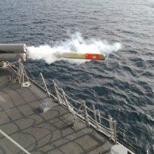 وزارت دفاع آمریکا «پنتاگون» در گزارشی مدعی روسیه در حال ساخت اژدرهای هسته ای میان قاره ای است. ساین سلاح ها میتوانند از زیر دریا هزاران کیلومتر را طی کنند. اسلحه روز قیامت