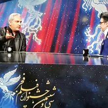 مهران مدیری در برنامه «هفت» در پاسخ رضا رشیدپور که از او پرسید چرا فقط از دولت انتقاد میکند، گفت: «سراغ برخی از نهادها و موضوعها نمیتوان رفت.»