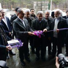 افتتاح چندین پروژه صنعتی با حضور معاون وزیر صنعت در گیلان