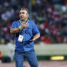واکنش دستنشان به رد شدن استعفایش : سرمربی تیم فوتبال ملوان انزلی گفت:برای موفقیت نیاز به حمایت داریم و به امید همین حمایت برگشتم.