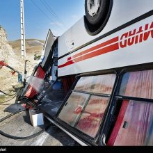 رئیس پلیس راه استان گیلان با اشاره به وقوع دو فقره تصادف شدید در دو محور شرقی و غربی گیلان گفت: ۱۰ نفر بر اثر وقوع تصادف و واژگونی خودرو در گیلان مصدوم شدند.