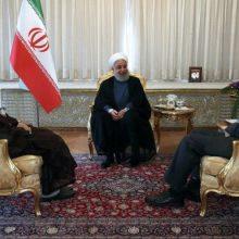 نشست سران قوا با حضور روسای قوای مجریه، قضائیه و مقننه روز دوشنبه به میزبانی رئیسجمهور برگزار شد.