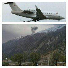 سخنگوی سازمان هواپیمایی کشوری از سقوط یک فروند جت شخصی ترکیه در حریم هوایی ایران خبر داد.