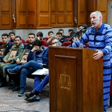 محمدرضا ثلاث متهم حادثه خیابان پاسداران به قصاص محکوم شد.